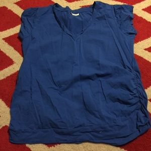 Tops - Bundle of two plus size maternity shirts